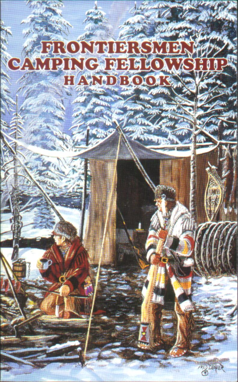 Fifth FCF Handbook, Cover by Fred Deaver
